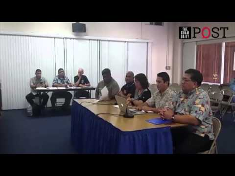 Public Hearing Southern Development Plan | The Guam Daily Post