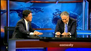 Video: Jon Stewart says goodbye to The Daily Show