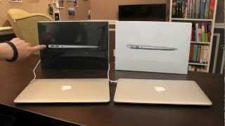 NEW 2012 Apple MacBook Air 11 first impressions / review in HD