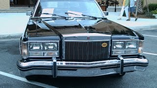 1979 Lincoln Versailles Four Door Sedqn Blk TheVillages061816