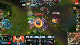[20.02.2014] SF5 vs ATPA [GPL Xuân 2014]