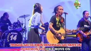 Nella Kharisma Feat Sodiq Monata - Pokemon [OFFICIAL]