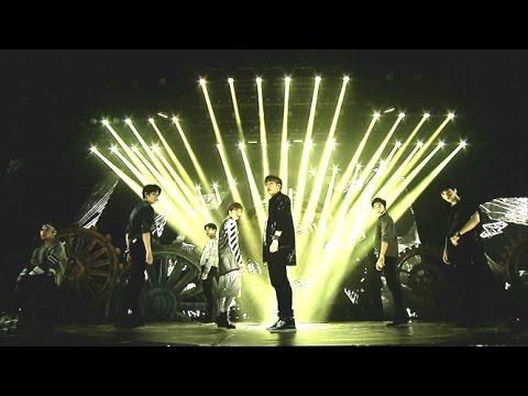 INFINITE(인피니트) - Bad(배드) @인기가요 Inkigayo 20150802