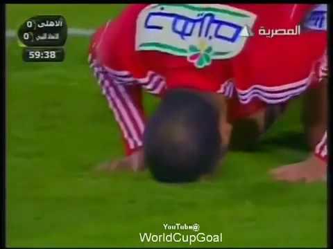 اهداف الاهلى والاتحاد الليبى فى القاهرة 3/ صفر للاهلى.
