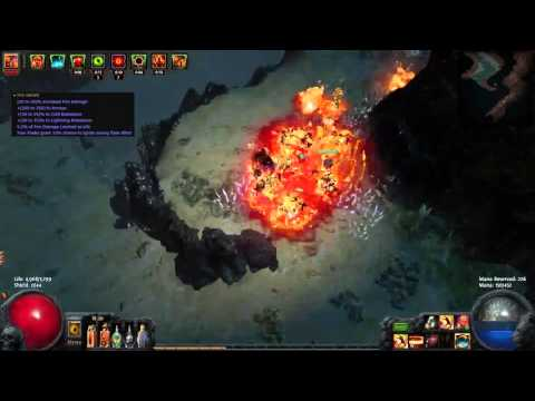 Path of Exile - Nuclear Blow Marauder - Full Build Guide