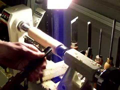 Basic Wood Lathe-Cutting Beads and Coves