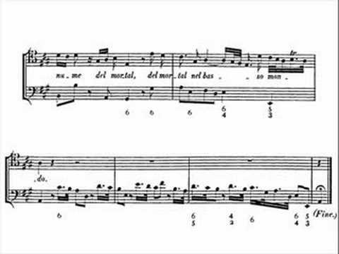 Гендель Георг Фридрих - Cecilia, volgi un sguardo, HWV 89
