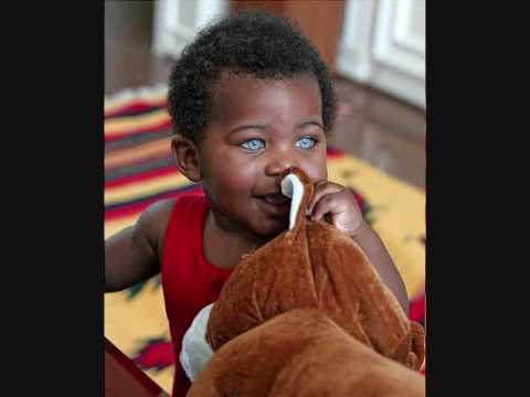 Black Baby With Blue Eyes video