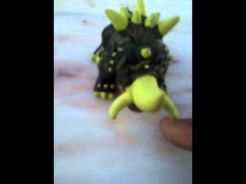 Epic Unboxing!!! A rare DinoFroz!
