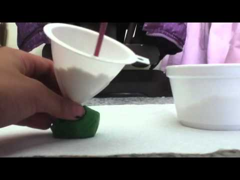 how to make a squishy with a balloon