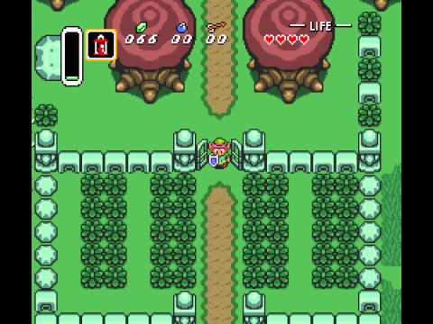 The Legend of Zelda - A Link to the Past - Legend of Zelda, The - A Link to the Past (SNES) - Vizzed.com GamePlay - User video