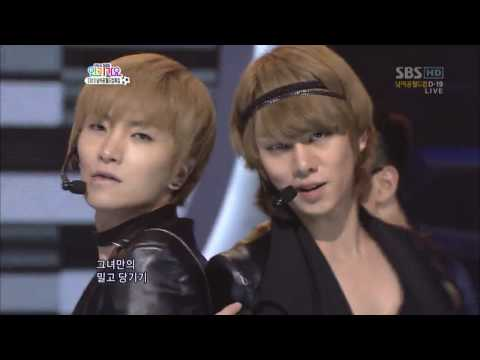 [HD] BoNaMaNa - Super Junior 100523