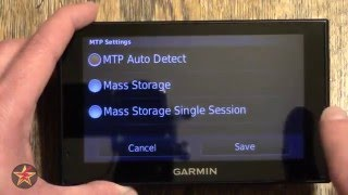 Garmin Nuvi 2599LMTHD How to Access Diagnostic Tools