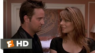 Serving Sara (8/10) Movie CLIP - First Kiss (2002) HD