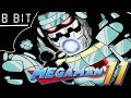 8 BIT NES Cover Mega Man 11 Block Man Stage 2A03 Nsf mp3