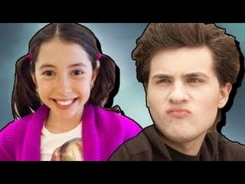 7YR OLD DOES TWILIGHT! LEGENDADO (PT-BR)