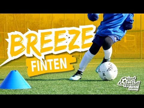 Fussballtraining: Breeze - Finten - Technik