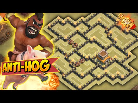 Clash of clans th8 war base anti 3 star - Clash of clans hack with