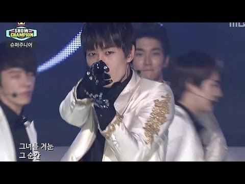 Show Champion, Super Junior - Spy #08, 슈퍼주니어 - 스파이 20120911 video