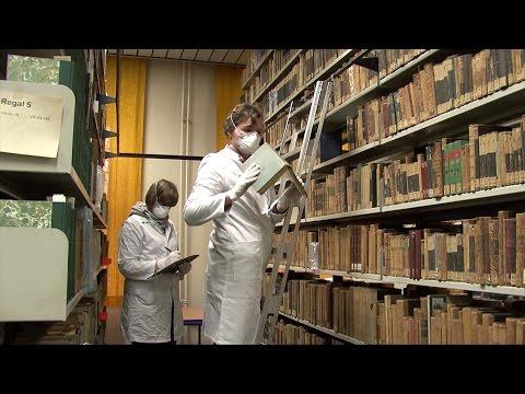 Rekordverdächtig: HAWK überprüft 11988 Archiv-Bücher