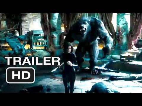 Underworld Awakening Official Trailer #3 - Kate Beckinsale Movie (2012) HD