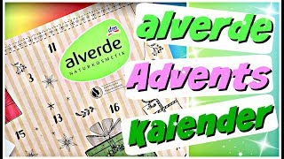FAIL!? dm alverde Adventskalender 2018 | Alle 24 Türchen auspacken | 9999 Dinge