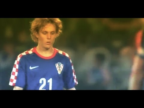 Alen Halilović vs England U21 - Individual Highlights - 2014/10/14