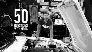 50 QUESTIONS WITH MOOG