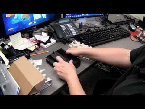 Unboxing the Seagate GoFlex Desk 4TB external hard drive