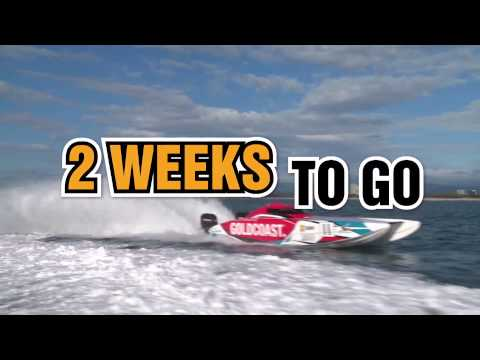 2 weeks to go until Round 4 of the UIM XCAT Powerboat World Series!