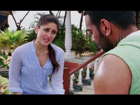 Ajay Devgn Is Convinced By Kareena Kapoor - Golmaal 3