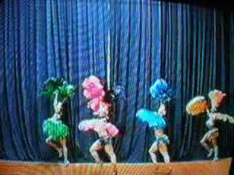 Aquarela do Brasil with DANCE BRASIL - SHOWGIRL/SAMBA - Choreography Andrea Moreira