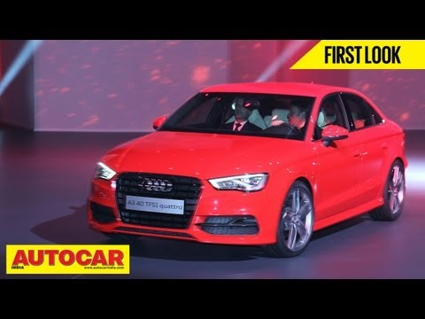 Audi A3 Sedan | First Drive Review | Autocar India