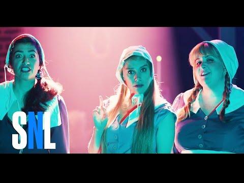 Crucible Cast Party [feat. Lin-Manuel Miranda] - SNL
