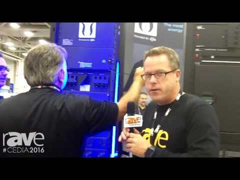 CEDIA 2016: Gary Kayye Talks to Joe Piccirilli of Rosewater Energy Group