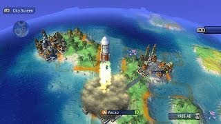 CGR Undertow - SID MEIER'S CIVILIZATION REVOLUTION review for PlayStation 3