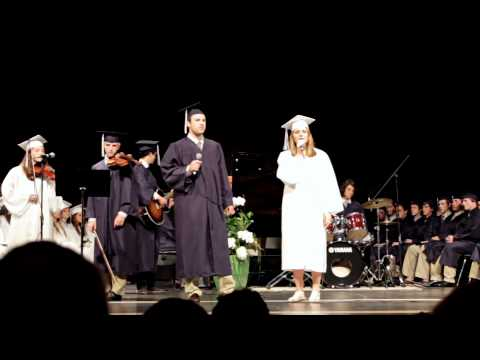 """Falling Slowly"" Performed at the Yarmouth High School Senior Convocation 2011"