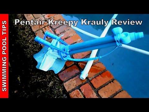 Pentair Kreepy  Krauly Pool Cleaner Review