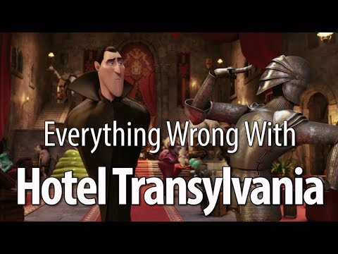 Everything Wrong With Hotel Transylvania In 11 Minutes Or Less | hotel transylvania