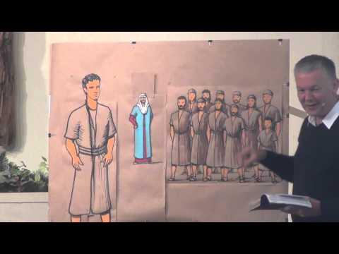 Children's Bible Talk - Joseph (Part 1)