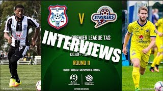 PS4 NPL TAS, Round 11,  Tommy Fotak and Nick Owen Interviews