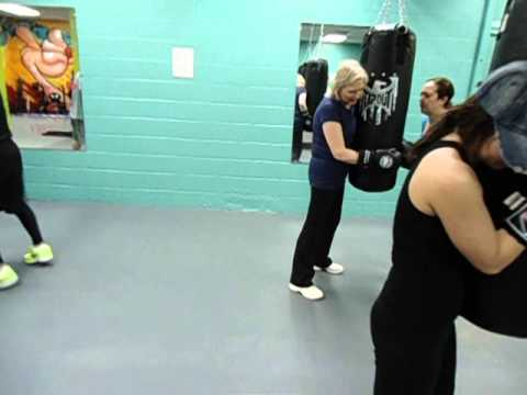 Punching Off Pounds- Boxing Warm Ups- INTRINSIC Fitness Studio Image 1