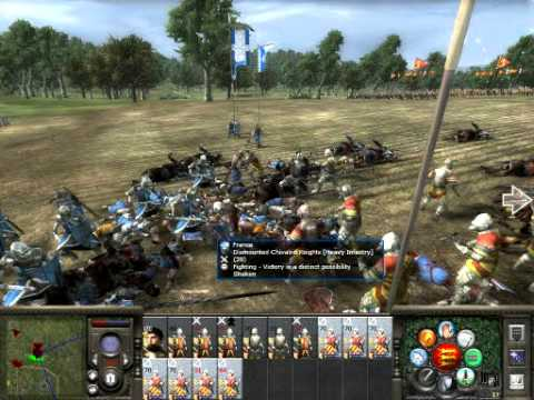 Medieval 2 Total War: Gold Edition -  Battle of Agincourt