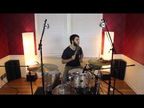 Underoath - We Are The Involuntary HD Drum Cover (Studio Quality)
