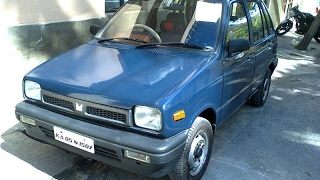 Torque - An Auto Show by Anand (Maruti 800)