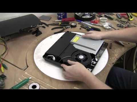 The Ben Heck Show - Ruggedized PlayStation 3