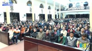 Bài giảng thánh lễ Công Lý và Hòa Bình - Lm. Gioan Ng Ngọc Nam Phong - 26.03.2017