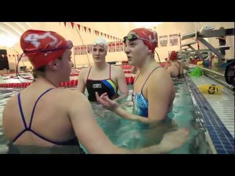 London 2012: Missy Franklin has body built for speed