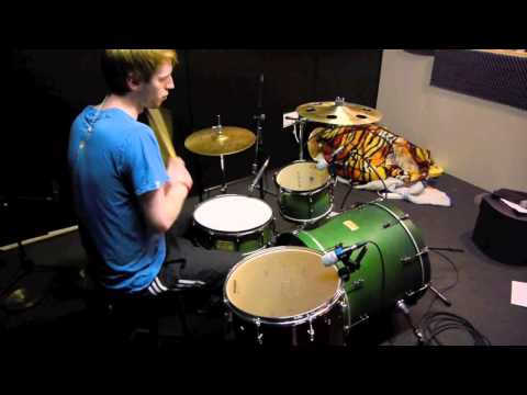 Jimmy Rainsford - Daft Punk ft. Pharrell Williams - Get Lucky (Drum Cover)