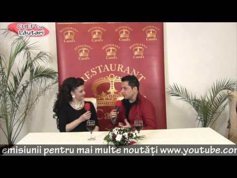 Interviu la Chef cu Lautari 2015